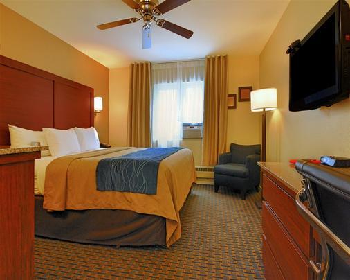 Comfort Inn Gaslamp Convention Center - San Diego - Makuuhuone