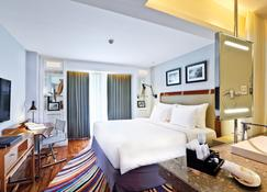 The Kuta Beach Heritage Hotel Bali - Managed by AccorHotels - Kuta - Schlafzimmer