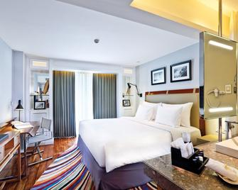 The Kuta Beach Heritage Hotel Bali - Managed by AccorHotels - Kuta - Bedroom