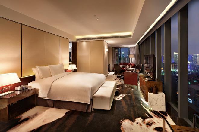 Hilton Guangzhou Tianhe - Quảng Châu - Phòng ngủ