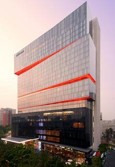 Hilton Guangzhou Tianhe - Guangzhou - Building