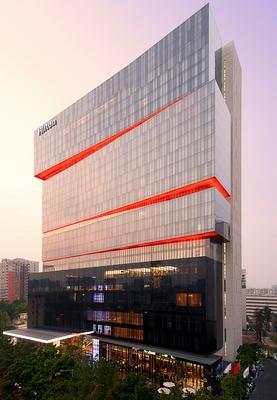 Hilton Guangzhou Tianhe - Quảng Châu - Toà nhà