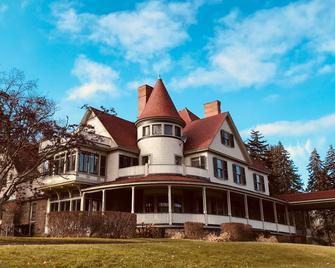 Idlwilde Inn - Watkins Glen - Gebouw