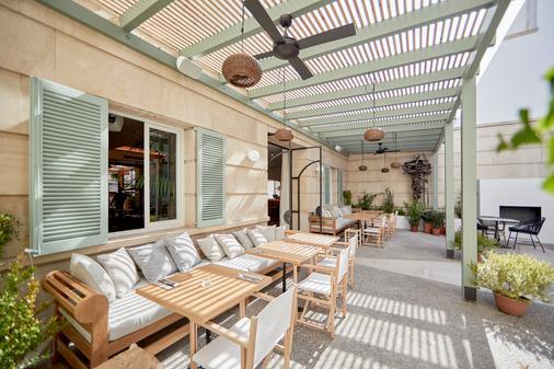 M House Hotel - Thành phố Palma de Mallorca - Hàng hiên