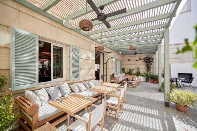 M House Hotel - Palma de Mallorca - Patio