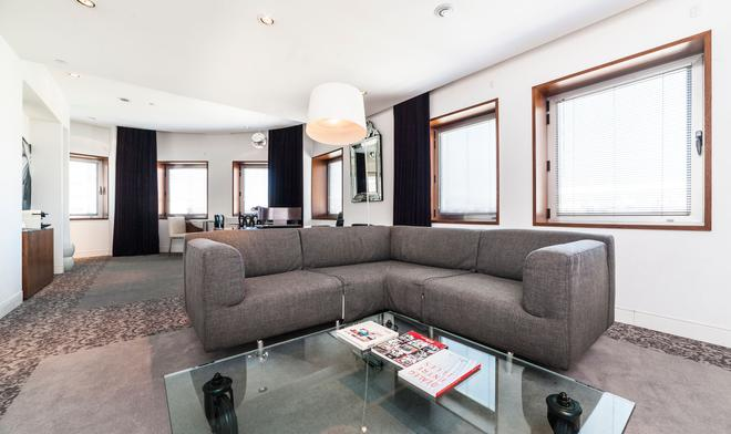 Ur Palacio Avenida - Adults Only - Palma de Mallorca - Living room