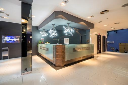 卡斯特拉納珀蒂宮總統酒店 - 馬德里 - 馬德里 - 櫃檯