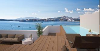هوتل أو دي تالامانكا - ايبيزا - حوض السباحة