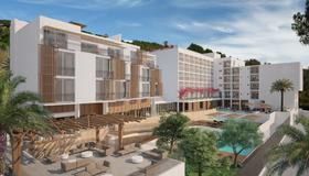 Od Talamanca - Ibiza - Edificio