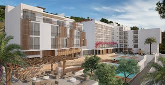 OD 塔拉曼卡酒店 - 依比薩 - 伊維薩鎮 - 建築