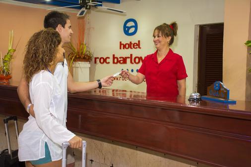 洛克巴爾洛文托僅限成人酒店 - Varadero - 櫃檯