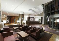 First Inn Hotel Zwickau - Zwickau - Recepción