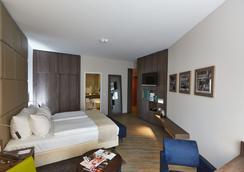 First Inn Hotel Zwickau - Zwickau - Habitación