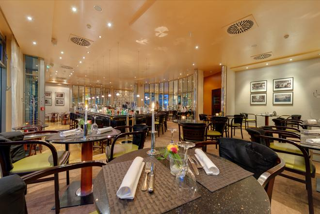 First Inn Hotel Zwickau - Zwickau - Restaurante
