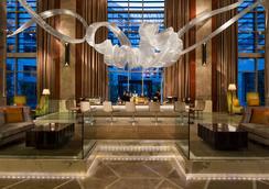 JW Marriott Hotel New Delhi Aerocity - New Delhi - Lobby