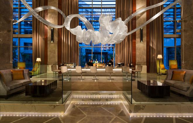 JW Marriott Hotel New Delhi Aerocity - Nuova Delhi - Ingresso