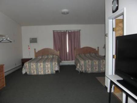 Borealis Inn - Fairbanks - Bedroom