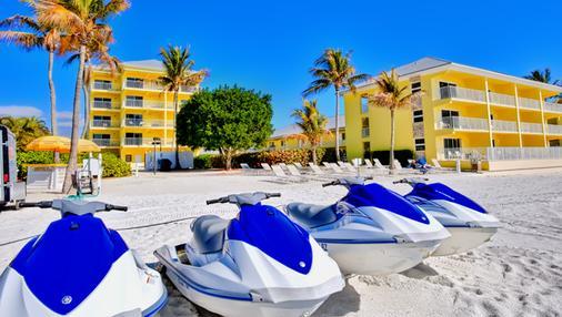 聖徒皮特海灘酒店 - 梅爾堡海灘 - 邁爾斯堡海灘 - 飯店設施
