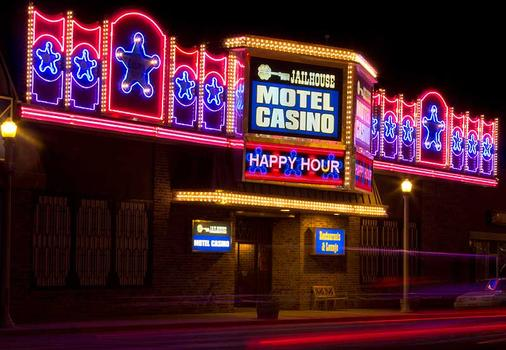 Jailhouse Motel and Casino - Ely - Attractions