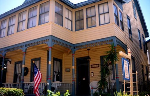 Victorian House - St. Augustine - Κτίριο