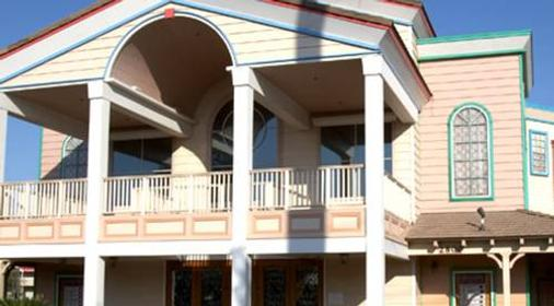 Rosedale Inn - Bakersfield - Building
