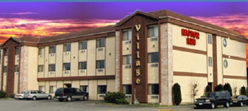 Village Inn & Suites - Marysville - Building