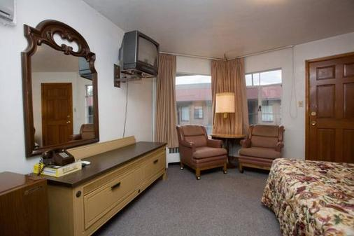 Stagecoach Motel Colorado Springs - Colorado Springs - Chambre