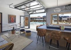 聖塔羅莎桑德曼酒店 - 聖塔羅沙 - 聖羅莎 - 酒吧