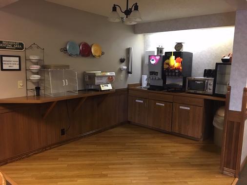Country Inn Deerwood - Deerwood - Kitchen