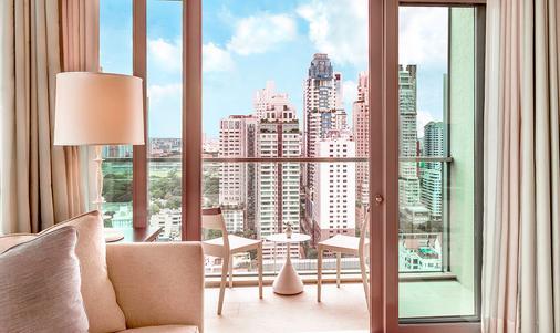 Oriental Residence Bangkok - Bangkok - Parveke