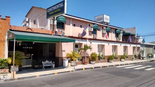 Continental Park Hotel - Manaus - Rakennus