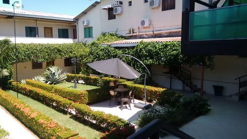 Continental Park Hotel - Manaus - Parveke