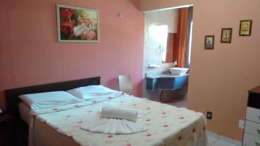 Continental Park Hotel - Manaus - Makuuhuone