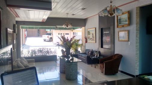Continental Park Hotel - Manaus - Vastaanotto