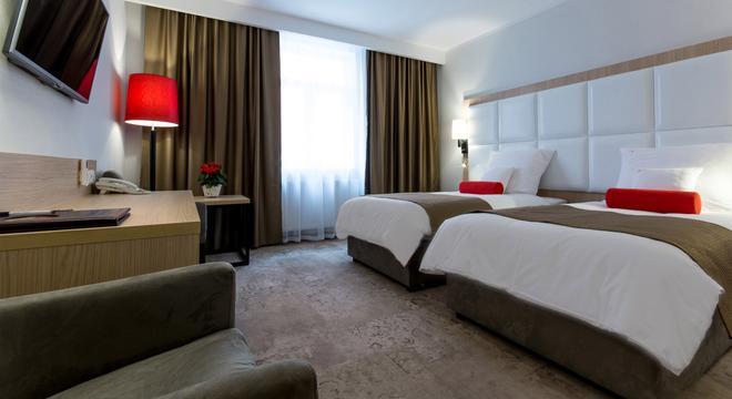 Europejski Boutique Hotel - Radom - Habitación
