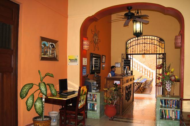 達爾佩雷格里諾酒店 - 梅利達 - Merida/梅里達 - 櫃檯