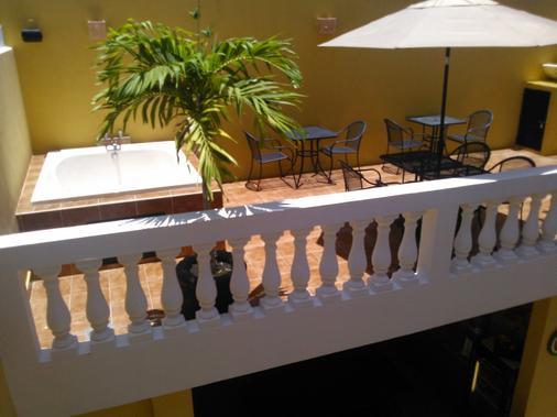 Hotel del Peregrino - Mérida - Balcony