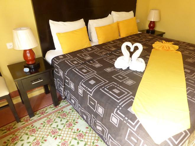 達爾佩雷格里諾酒店 - 梅利達 - Merida/梅里達 - 臥室