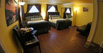Pegasus International Hotel - Key West - Makuuhuone