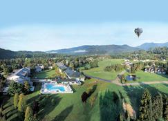 Stoweflake Mountain Resort & Spa - Стоуe - Здание