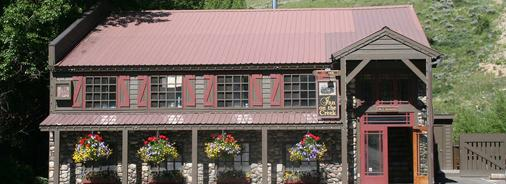Inn on the Creek - Jackson - Rakennus