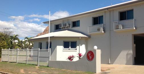 Castle Crest Motel - Townsville - Toà nhà