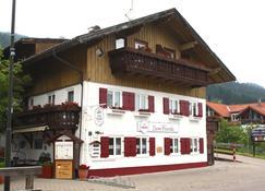 Landhotel Zum Franke - Pfronten - Gebäude