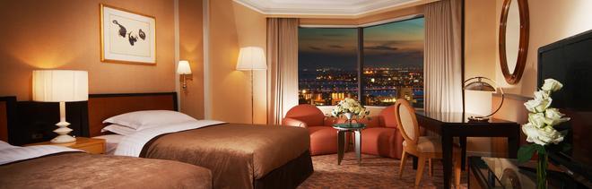 Hotel Hankyu International - Osaka - Makuuhuone
