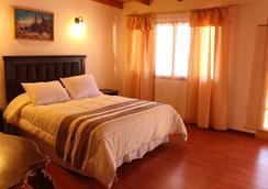 Hotel Geiser del Tatio - San Pedro de Atacama - Bedroom