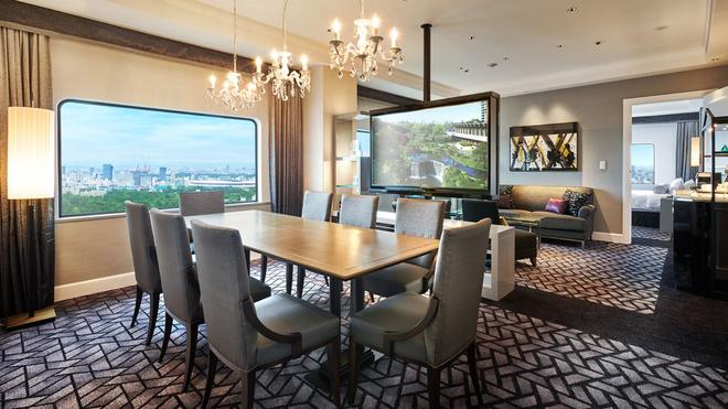 Hotel New Otani Tokyo Garden Tower - Tokyo - Dining room