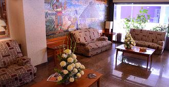 Hotel Manalba - Mexico City - Lobby