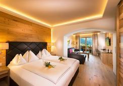Verwöhnhotel Berghof - Sankt Johann im Pongau - Makuuhuone