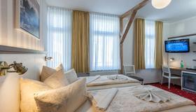 Hotel Weisse Düne - Borkum - Schlafzimmer