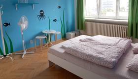 Patio Hostel - Bratislava - Soverom